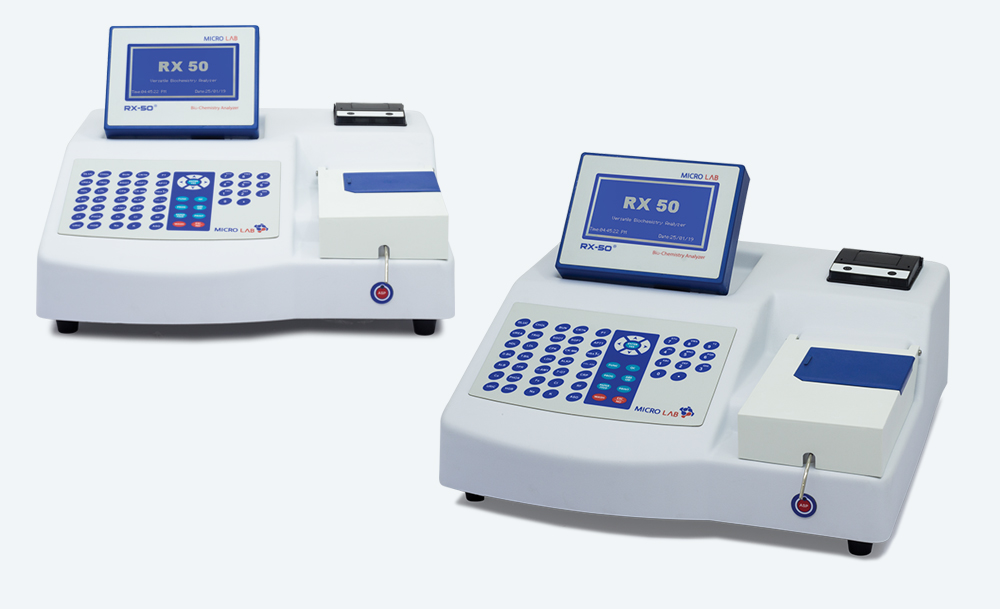 RX 50 Bio Chemistry Analyzer
